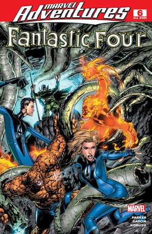Marvel Adventures Fantastic Four Vol 1 6