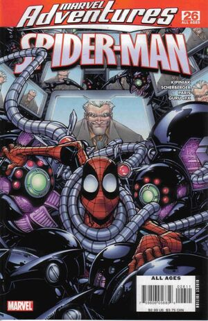 Marvel Adventures Spider-Man Vol 1 26