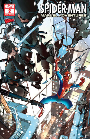 Marvel Adventures Spider-Man Vol 2 2