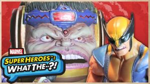Marvel Super Heroes- What The--?! Season 1 2