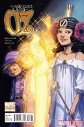 Marvelous Land of Oz Vol 1 8 Variant