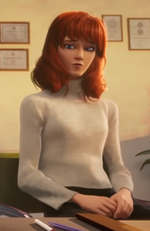 Mary Jane Watson (Earth-TRN701) from Spider-Man Into the Spider-Verse 001