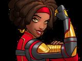 Mercedes Knight (Earth-TRN562)