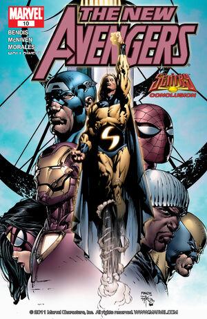 New Avengers Vol 1 10