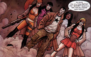 Nextwave (Earth-2149) from Marvel Zombies Vs. Army of Darkness Vol 1 3 0001