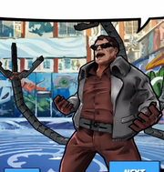 Otto Octavius (Earth-TRN485) from Spider-Man Unlimited (video game)