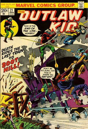 Outlaw Kid Vol 2 21