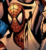 Peter Parker (Earth-24111) and Guido Carosella (Earth-24111) from Fear Itself Fearsome Four Vol 1 4 0001