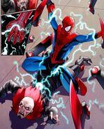 Peter Parker (Earth-TRN461) VS. Adrian Toomes (Earth-TRN474) 001
