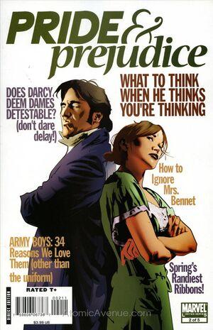 Pride & Prejudice Vol 1 2