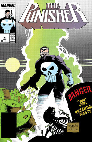 Punisher Vol 2 6