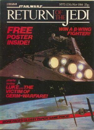 Return of the Jedi Weekly (UK) Vol 1 73