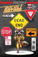 Rocket Raccoon Vol 3 2