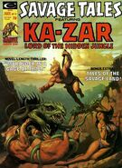 Savage Tales Vol 1 11