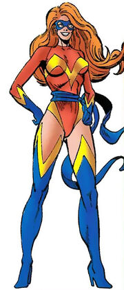 Sharon Ventura (Earth-616) from All-New Official Handbook of the Marvel Universe A to Z Vol 1 7 0001
