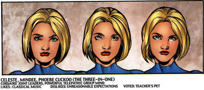 Stepford Cuckoos (Earth-616) from New X-Men Academy X Yearbook Vol 1 1 0002