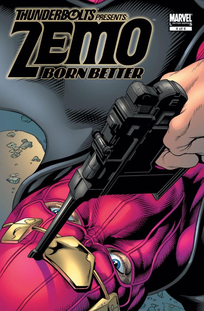Thunderbolts Presents Zemo Born Better Vol 1 4