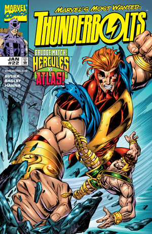 Thunderbolts Vol 1 22
