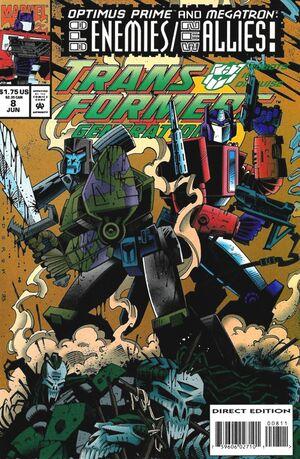 Transformers Generation 2 Vol 1 8
