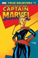 True Believers Captain Marvel - Earth's Mightiest Hero Vol 1 1