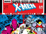 Uncanny X-Men Annual Vol 1 1988