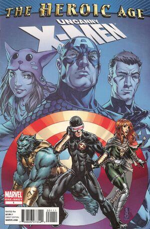 Uncanny X-Men The Heroic Age Vol 1 1