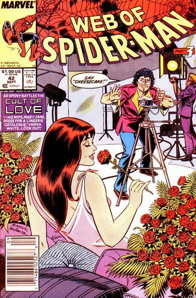 Web of Spider-Man Vol 1 42