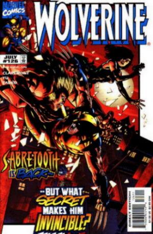 Wolverine Vol 2 126
