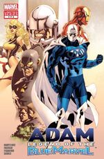Adam Legend of the Blue Marvel Vol 1 1