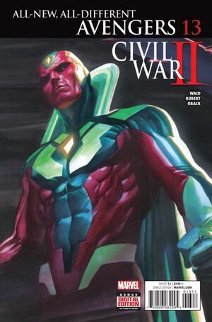 All-New, All-Different Avengers Vol 1 13