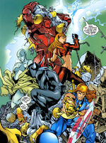 Avengers (Earth-9930) from Avengers Forever Vol 1 4 0001