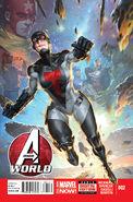 Avengers World Vol 1 2