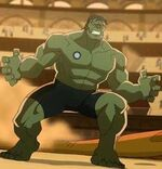 Bruce Banner (Earth-10022) from Planet Hulk (film) 0004