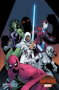 Captain Britain and the Mighty Defenders Vol 1 1 Textless