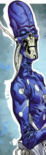 Captain Universe (Phalanx) (Earth-616) from Annihilation Conquest - Starlord Vol 1 4 001