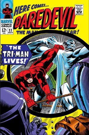 Daredevil Vol 1 22