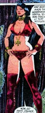 Demon (Marea) (Earth-616) from Marvel Comics Presents Vol 1 4 0001