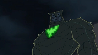 Doctor Doom (Earth-12041) as the Destroyer