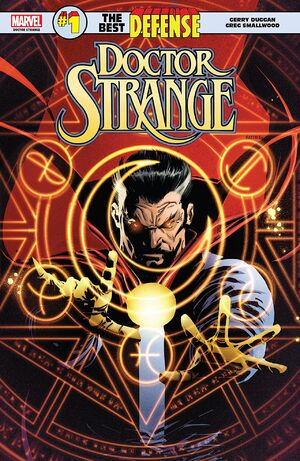 Doctor Strange The Best Defense Vol 1 1
