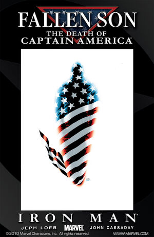 Fallen Son The Death of Captain America Vol 1 5