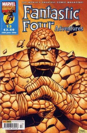 Fantastic Four Adventures Vol 1 13
