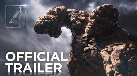 XD1/New Fantastic Four Trailer Released