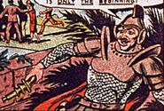 George Mulford (Earth-616) from Daring Comics Vol 1 10 0001