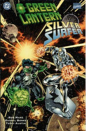 Green Lantern Silver Surfer Unholy Alliances Vol 1 1