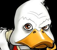 Howard the Duck (Earth-TRN562) from Marvel Avengers Academy 001