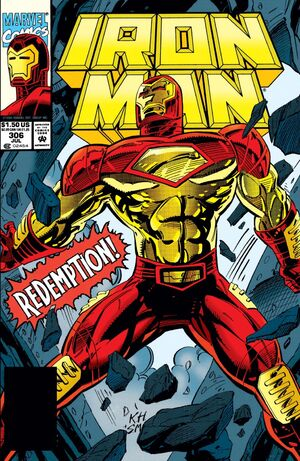 Iron Man Vol 1 306