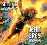 Jean Grey (Earth-8101) from Marvel Apes Vol 1 4 001