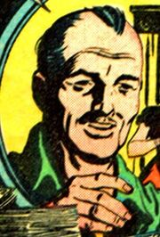 John (Dreamer) (Earth-616) from World of Fantasy Vol 1 11 0001