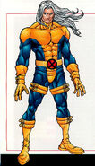 Joseph (Earth-616) from X-Men Earth's Mutant Heroes Vol 1 1 0001