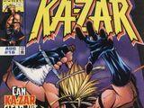 Ka-Zar Vol 3 16